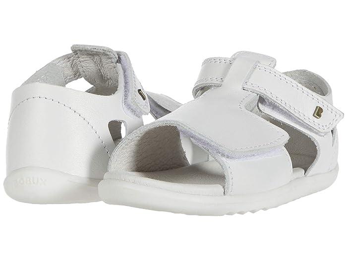 Bobux Kids  Step Up Mirror (Infant/Toddler) (White) Kids Shoes