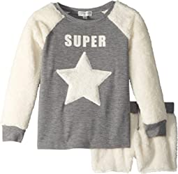 Superstar Playful Plush Set (Toddler/Little Kids/Big Kids)