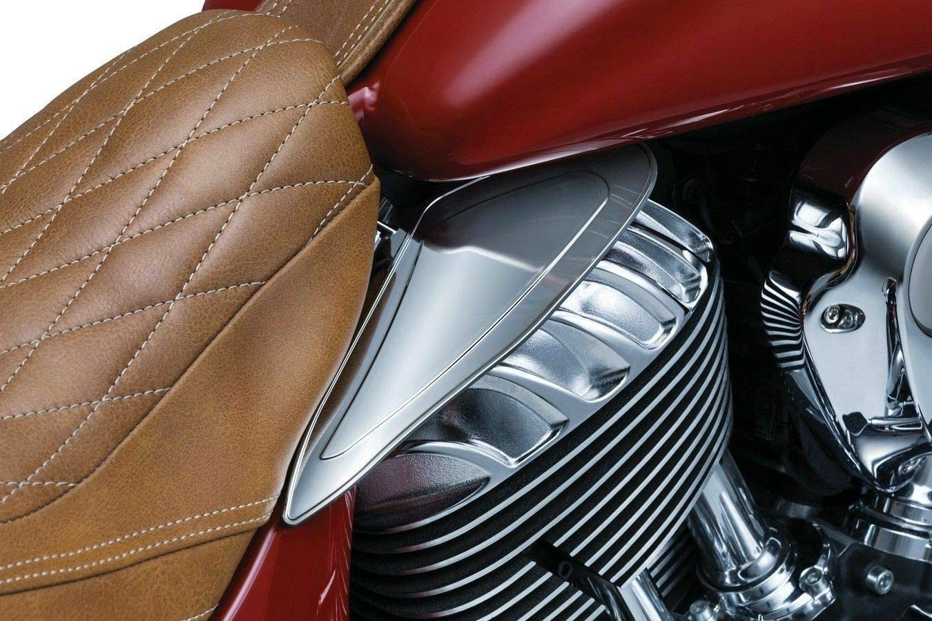 Online limited product RPM Compatible with Kuryakyn 7181 Heat mart Saddle Deflectors Shields