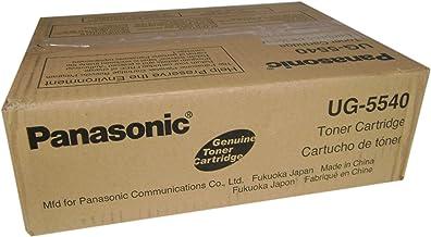 Panasonic UG 5540 - Black - original - toner cartridge - for Laser Fax UF-7100, Panafax UF-7000, UF-8000, UF-8100, UF-9000...