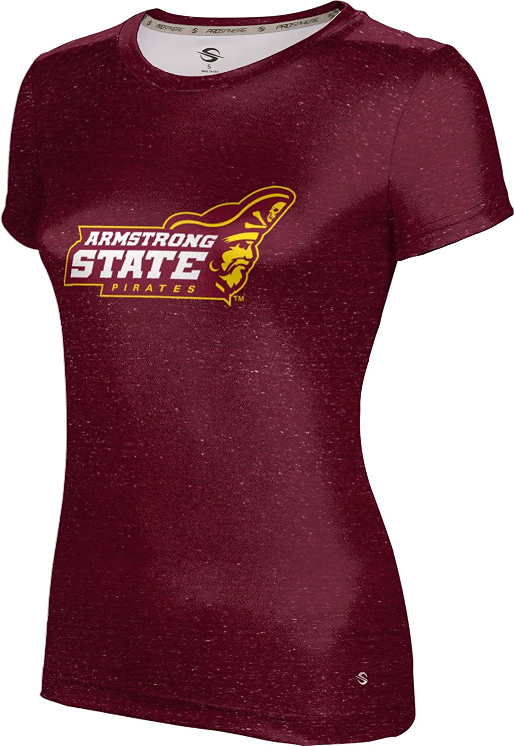 ProSphere Armstrong State University Girls' Performance T-Shirt (Heather)
