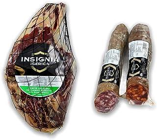 4.5 Kg. 100% natuurlijke Pata Negra Iberico Ham Zonder Bot - Iberische varkens gefokt in Dehesas, de genezing is 100% natu...