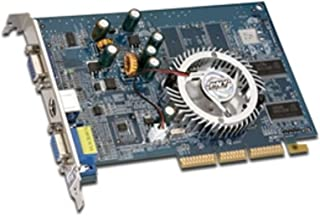 PNY VCGFX55APB Nvidia GeForce FX 5500 128MB DDR SDRAM AGP 8x Graphics Card