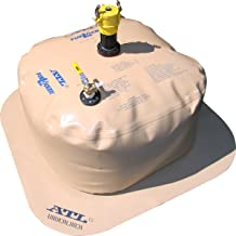 50 Gallon ATL FueLocker Auxiliary Fuel Bladder Kit with Tote-Bag & Tie-Down