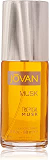 Jovan Tropical Musk For Men by Jovan Cologne Spray 88ml