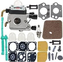 Milttor 4140-120-0619 Carb Fuel Line Rebuild Kit Fit Stihl FS38 Crburetor FS45 FS45C FS45L FS46 FS46C Trimmer 4140-120-0619 4137-120-0608 4137-120-0614