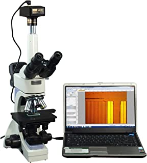 Color : White, Size : 41x26x21cm Scientific Research Education PH100-2A41L-P Binocular Biological Microscope with Mechanical Stage Home Biological Scientific Tool