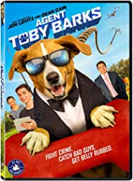 Dean Cain Stars in the Family Film AGENT TOBY BARKS on DVD, Digital, On Demand March 14 from Lionsgate