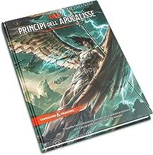 Asmodee Italia- Dungeons & Dragons-5a Edizione-Principi dell'Apocalisse, Colore, 4035