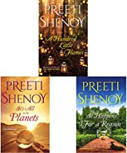 A Hundred Little Flames + It's All in the Planets + It Happens for a Reason (Set of 3 Books)