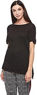 BRAVE SOUL Blouses For Women, Black S