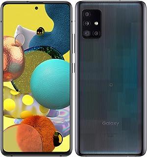 【新品】SAMSUNG サムスン Galaxy A51 5G SCG07 プリズムブリックスブラック SIMフリー