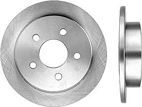 CRK15069 REAR Premium Grade OE 278 mm [2] Rotors Set [ for Buick Century Regal Chevy Impala Monte Carlo Intrigue ]