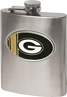 Best green bay packers flask Reviews