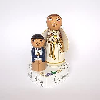 guardian angel cake topper
