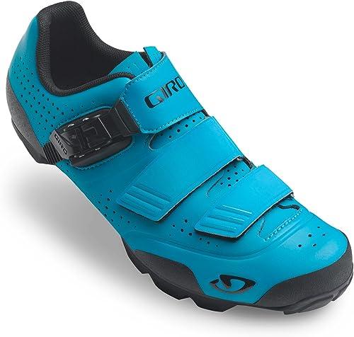 Giro Privateer R MTB, Chaussures de VTT Homme, MultiCouleure (bleu Jewel 000), 46 EU