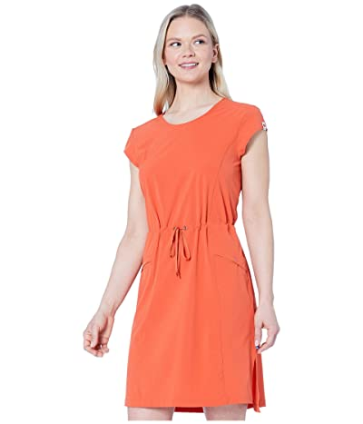 Fjallraven High Coast Lite Dress (Rowan Red) Women