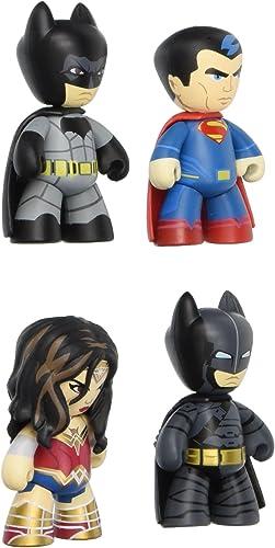 envío gratis Batman v Superman Dawn of of of Justice Set de 4 Figuras Mini Mez-Itz 5 cm Mezco Toys Comics figures  venta caliente