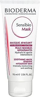 Bioderma Sensibio Soothing and Moisturizing Mask for Sensitive to Intolerant Skin - 2.5 FL.OZ.