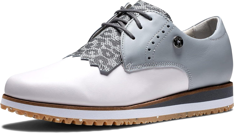 FootJoy Dedication Product Women's Sport Shoe Golf Retro