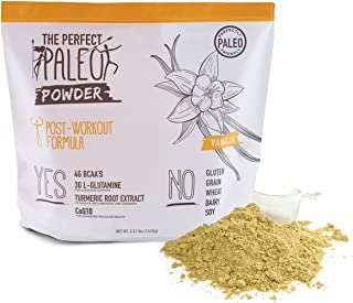 Clovis: Post-Workout Collagen Superfood Powder - 30 Servings - Post Workout Formula - Helps Build Lean Muscle Mass - Powered by 24 Grams of Beef Collagen Protein - BCAA's, CoQ10, Turmeric