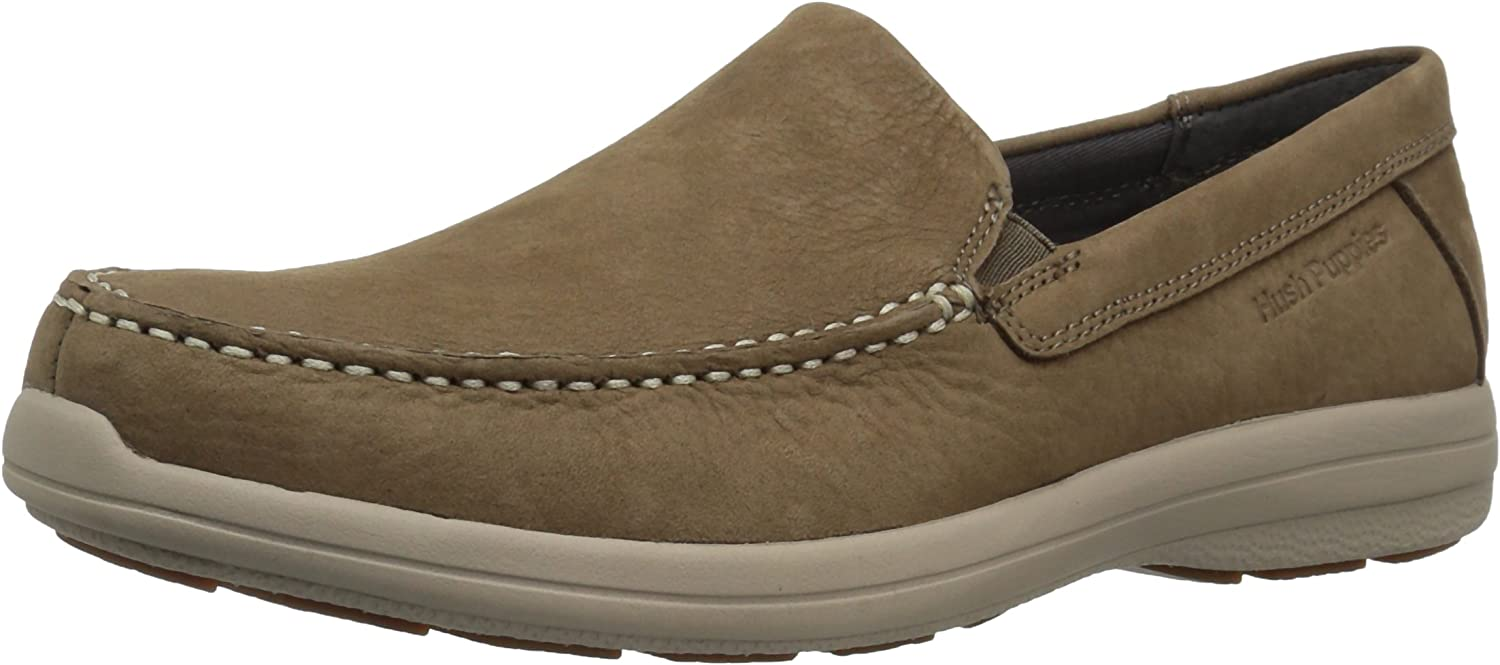 Hush Puppies Men's Brevis Patterson Slip-On Loafer