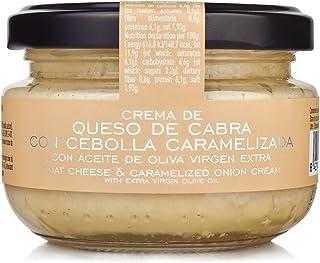 LA CHINATA -Crema de Queso de Cabra con Cebolla Caramelizada