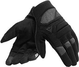 Dainese Guantes para moto, Negro/Antracita, Talla XL