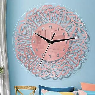 ساعة حائط أفكار ديكورات العيد ساعات العيد 60cm وارتفعالذهب