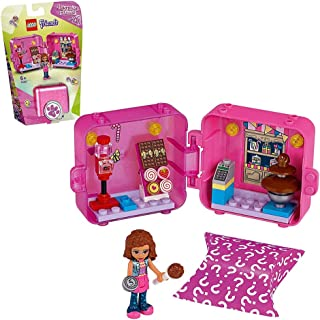 LEGO Friends Olivia's Shopping Play Cube for age 6+ years old 41407