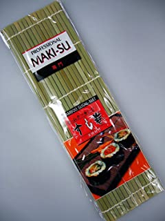 Sushi Rollmatte Professional Matte aus Bambus China 27x27cm