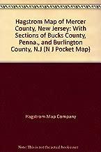 Mercer County, N.J. Pocket Map