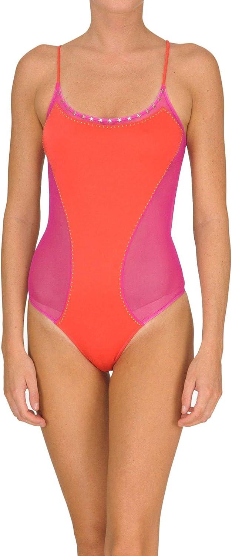PinUp Stars Women's MCGLCST000005042E Multicolor Nylon OnePiece Suit