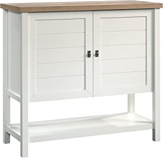 Sauder Cottage Road Storage Cabinet, Soft White finish