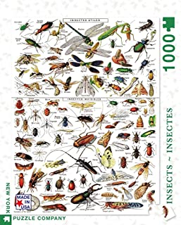 Best insect jigsaw puzzle Reviews