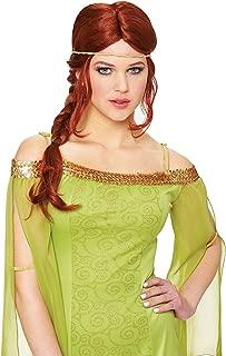 Costume Culture Women's Medieval Braid Wig