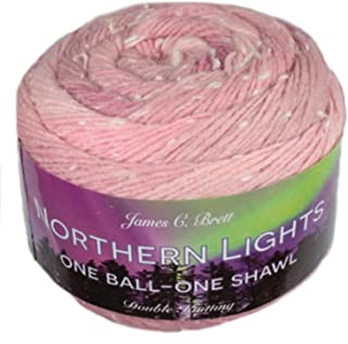 james c brett northern lights yarn