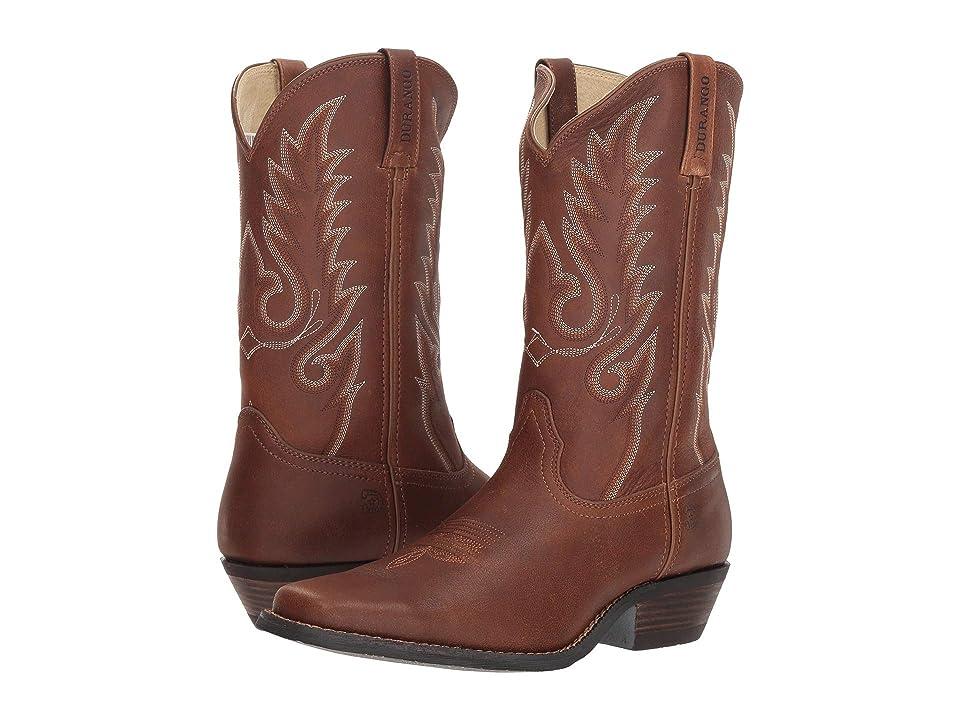 Durango Gambler 12 Western (Broadway Brown) Cowboy Boots