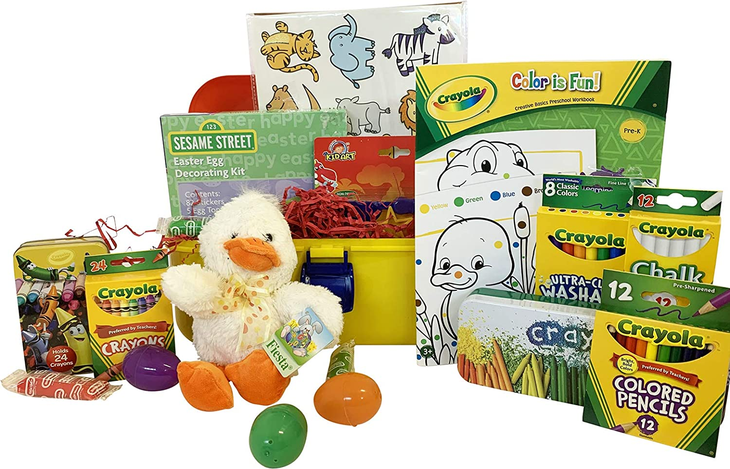 Classic 25% OFF Gift Basket for Children 3 7 Years - Best Surprise
