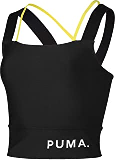 Puma Chase Crop Top Shirt For Women