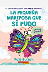 La pequeña mariposa que sí pudo (The Little Butterfly that Could) (Boston College Irish Studies) Paperback