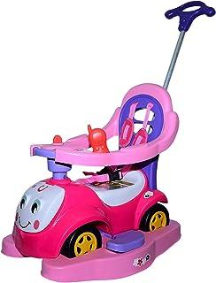 عربة اطفال بضوء وموسيقى من فارو