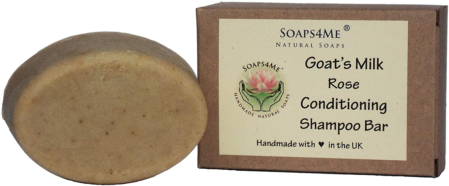 ATTIS Handmade Import Goat's Milk and Shampoo Conditioning w Rose Super special price Bar