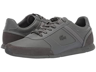 Lacoste Menerva 119 2 CMA (Dark Grey/Dark Grey) Men