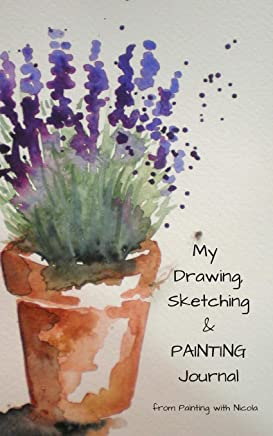 My Drawing, Sketching and Painting Journal: This journal is perfect for anyone learning to draw & paint. A compact notebook with room to write & ... with students worldwide. Track your progre