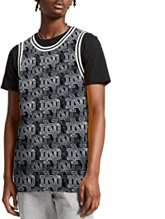 Mens Florida-Gators-Football-Black-White- Camouflage Print Tank Top Elastic Materials Basketball Vest Sports Jersey S-XXL