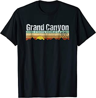 Grand Canyon National Park T-Shirt- Hiking Tee Gift