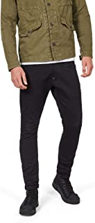 G-Star Raw Mens 51010-8970 Revend Skinny Jeans - Black - 33W x 36L