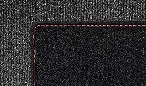 MINI Genuine John Cooper Works Velours Floor Mat Set Carbon Black 51477324832