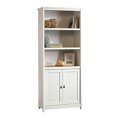 Bookshelves With Cabinets Amazon Com